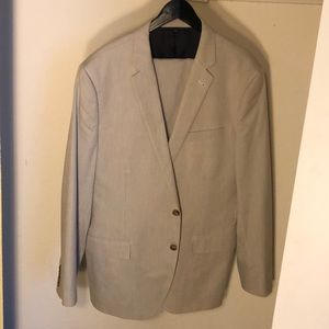 J.Crew Ludlow Suit 46R - 38 waist